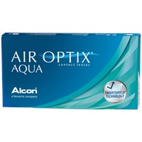 AIR OPTIX AQUA contacts