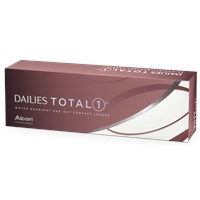 DAILIES TOTAL1 30 Pack contacts