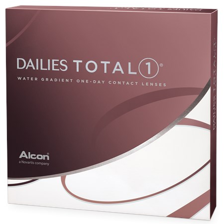 DAILIES TOTAL1 90pk contacts