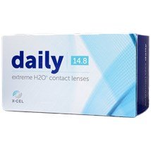 Extreme H2O Daily 30 Pack contacts
