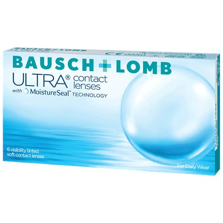 ULTRA Bausch + Lomb ULTRA contacts