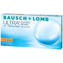 Bausch + Lomb ULTRA for Astigmatism contacts