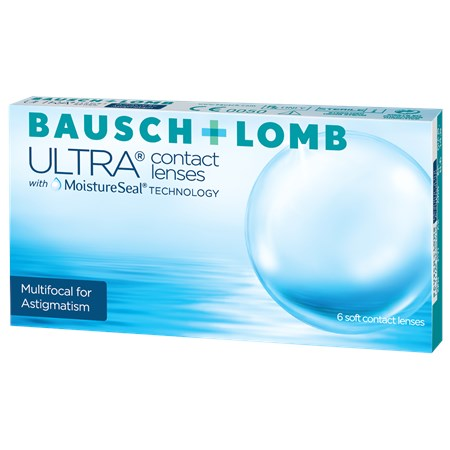 ULTRA Bausch + Lomb ULTRA Multifocal for Astigmatism contacts