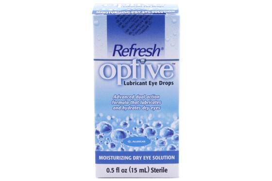 Refresh Optive Lubricant Eye Drops (.5 fl. oz.) DryRedEyeTreatments