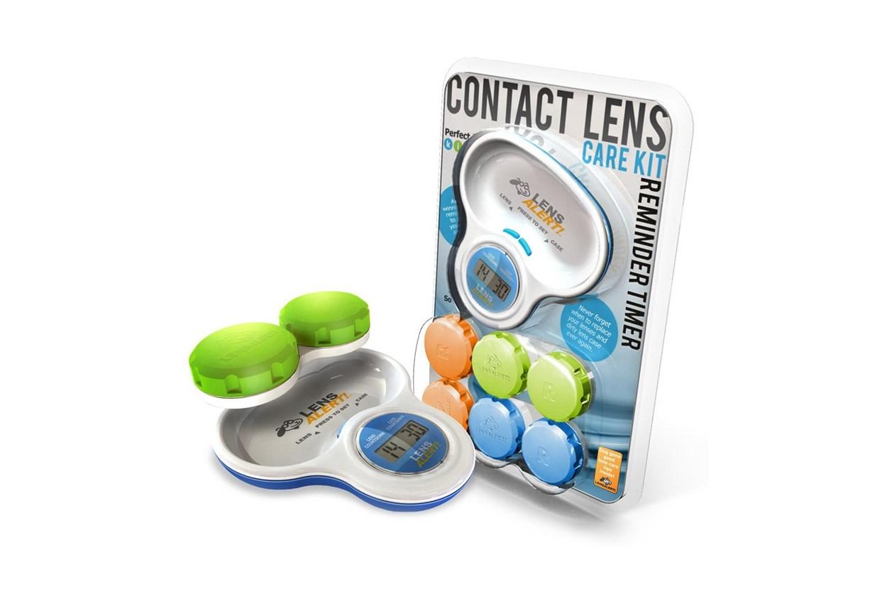 LensAlert! Timer Pack Cases