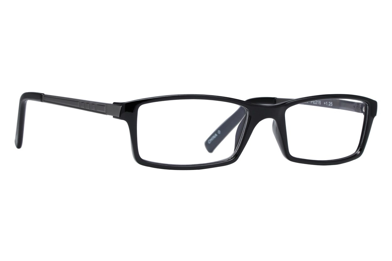 Private Eyes Lars Reading Glasses  - Black