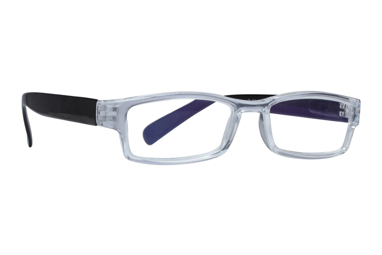 Evolutioneyes E-Specs Computer Glasses EY8324C ReadingGlasses - Black