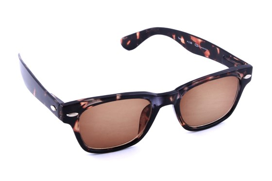 Peepers Clark Kent Solar Reading Sunglasses ReadingGlasses - Tortoise