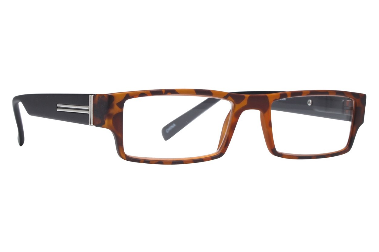 Evolutioneyes CRPH835 Full Rim Classic Readers  - Tortoise