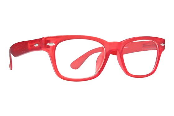 Peepers Rainbow Bright Reading Glasses ReadingGlasses - Red