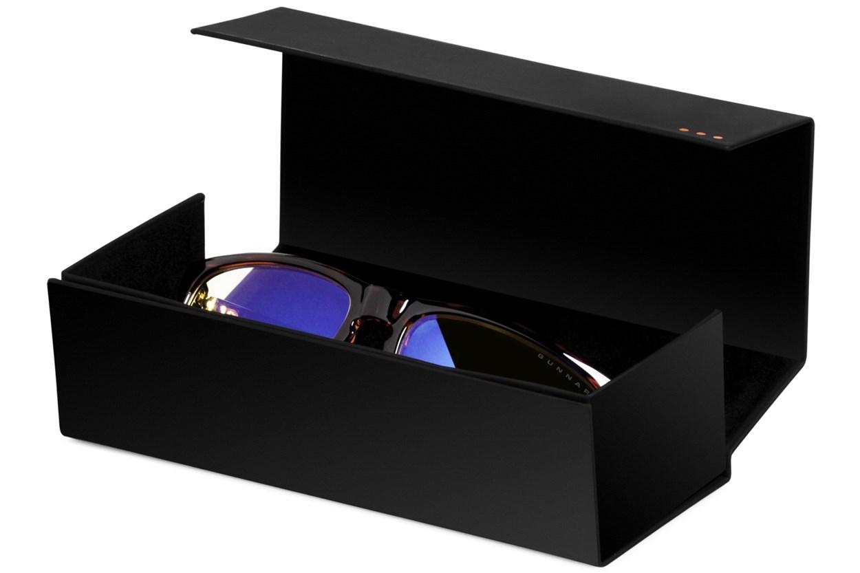Alternate Image 1 - Gunnar Eyewear Carrying Case GlassesCases - Black