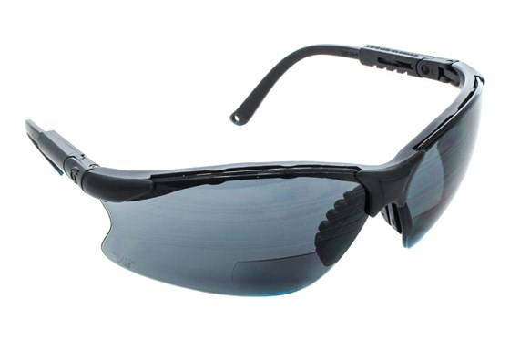 Amcon Scorpion Mag Bifocal Safety Glasses ProtectiveEyewear - Black