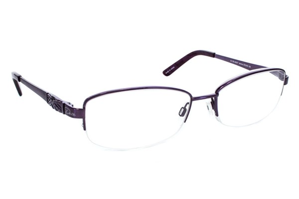Dea Extended Size Jemma Reading Glasses ReadingGlasses - Purple