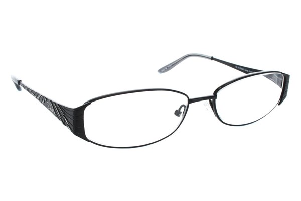 Dea Extended Size Celia Reading Glasses ReadingGlasses - Silver