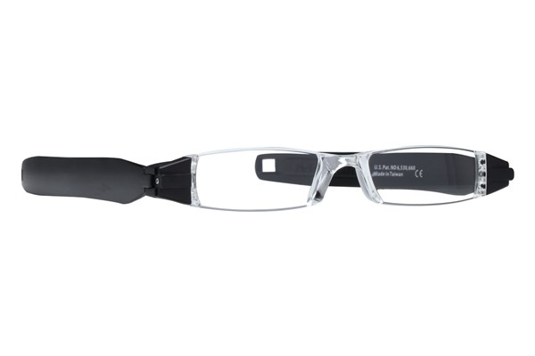 Pocket Blade Readers ReadingGlasses - Black