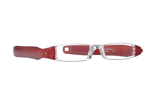Pocket Blade Readers ReadingGlasses - Red