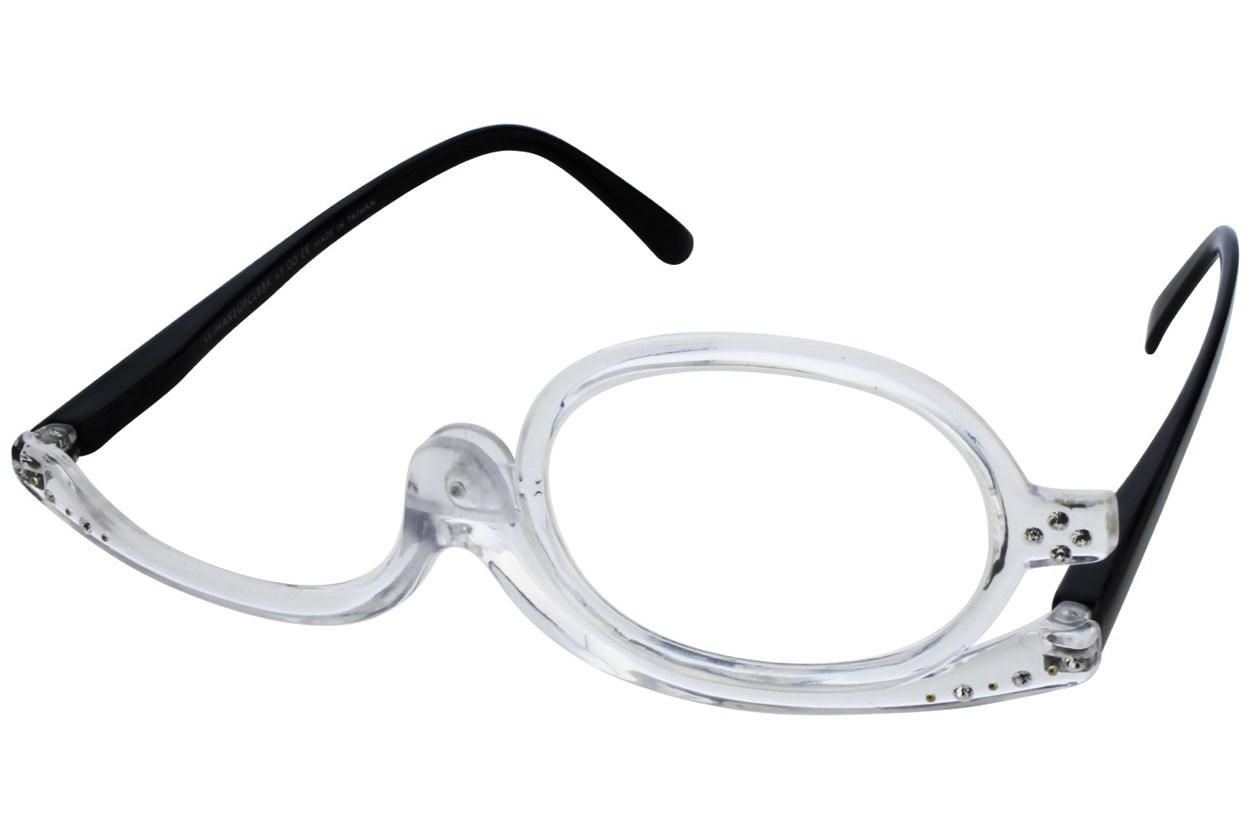 I Heart Eyewear Make-up Reader  - Clear