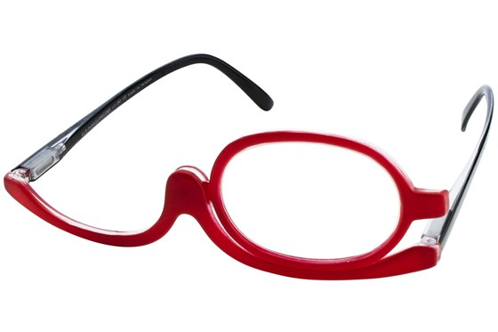 I Heart Eyewear Make-up Reader ReadingGlasses - Red