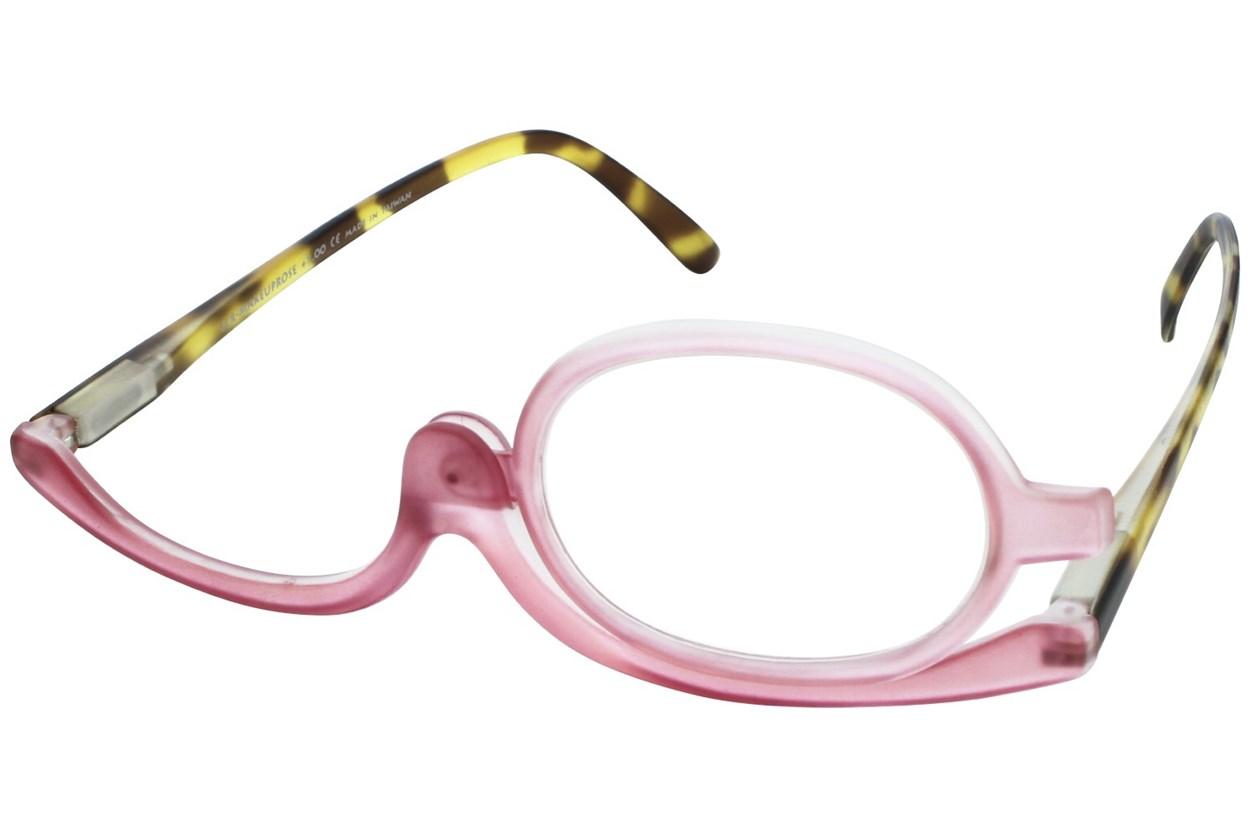 I Heart Eyewear Make-up Reader  - Pink