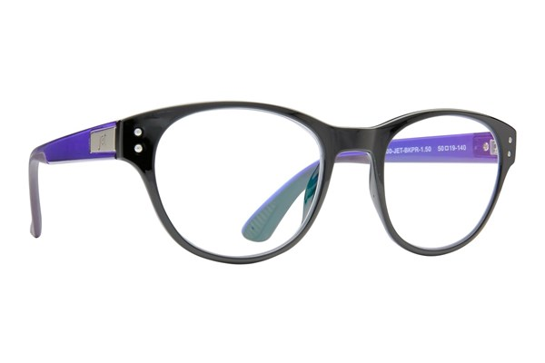 Jet Readers ATL Reading Glasses ReadingGlasses - Black