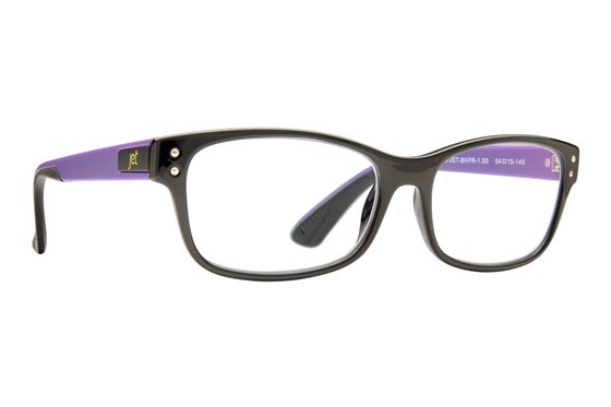 Jet Readers SFO Reading Glasses ReadingGlasses - Black
