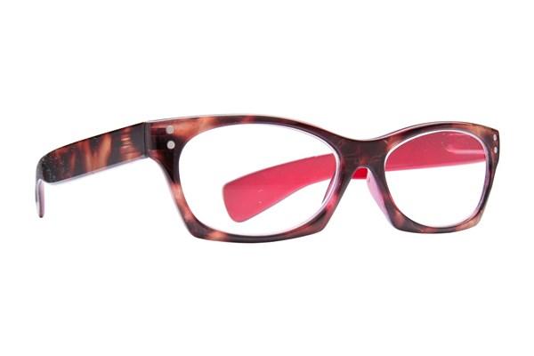 Peepers Brainchild ReadingGlasses - Red