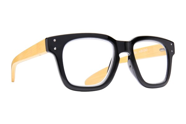 Peepers Coffee Shop ReadingGlasses - Black