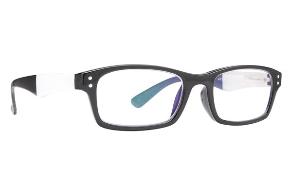 Peepers Pier Pressure ReadingGlasses - Black