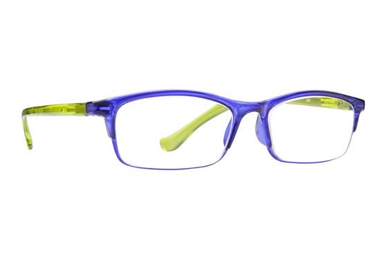 Peepers Sunday Brunch ReadingGlasses - Purple