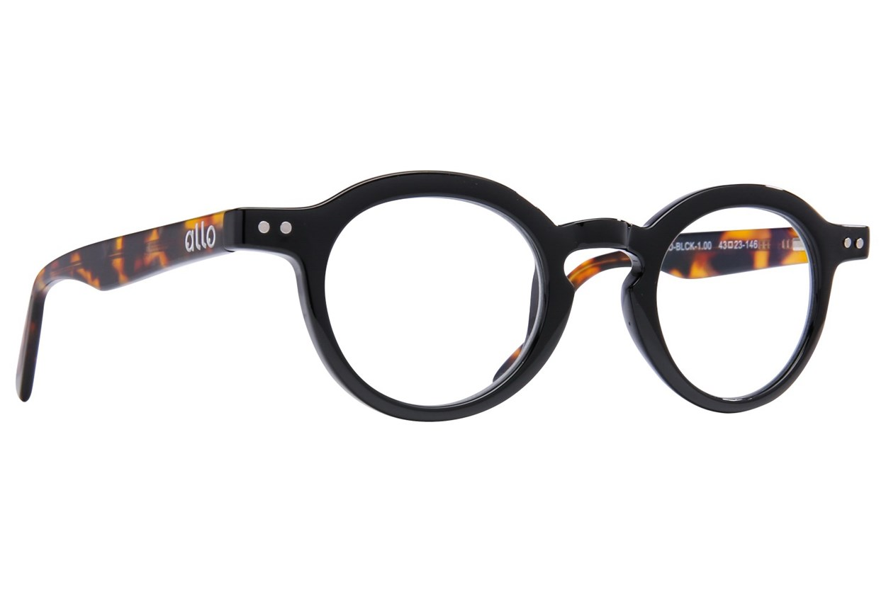 allo Namaste Reading Glasses ReadingGlasses - Black
