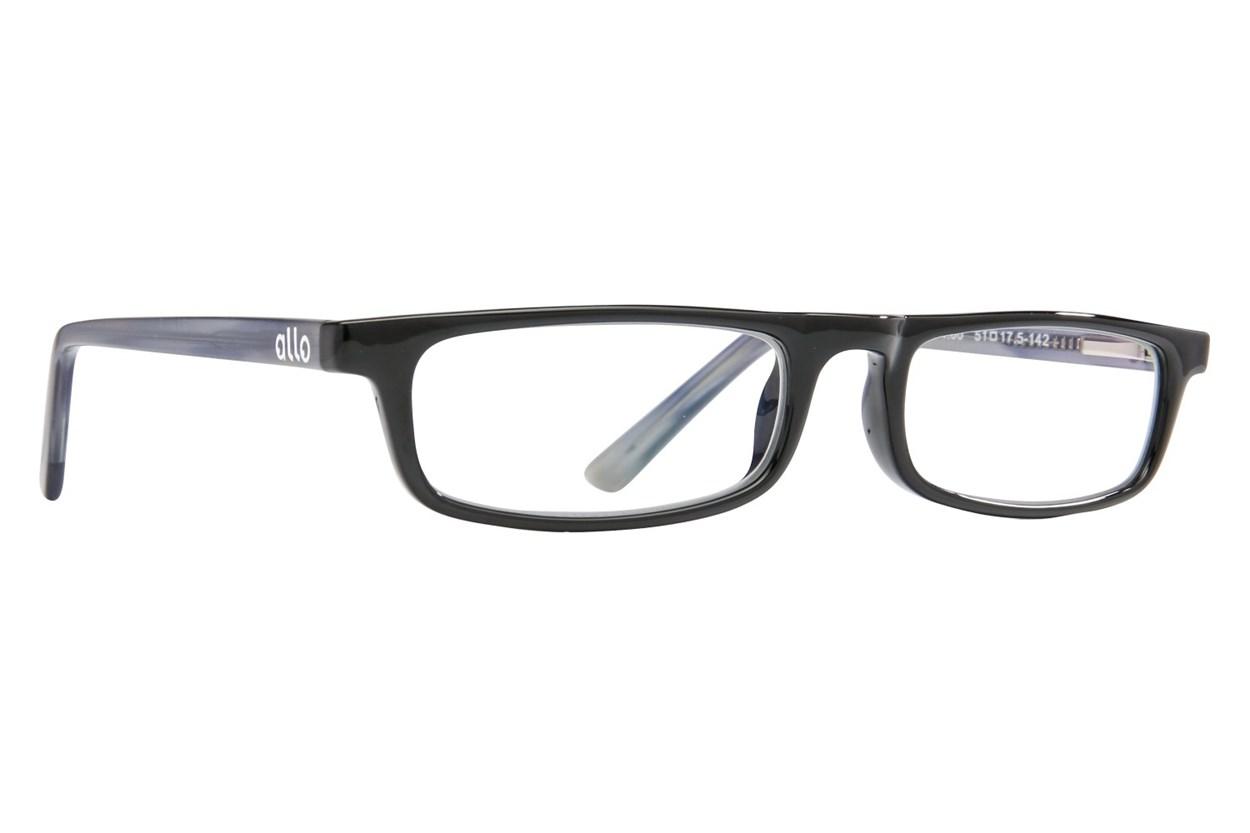 allo G'Day Reading Glasses ReadingGlasses - Black