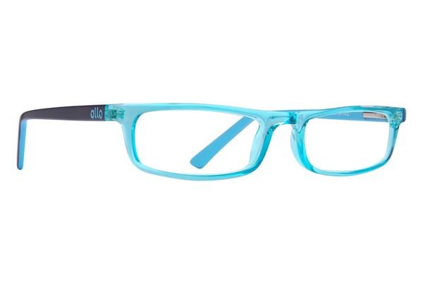 allo G'Day Reading Glasses ReadingGlasses - Blue