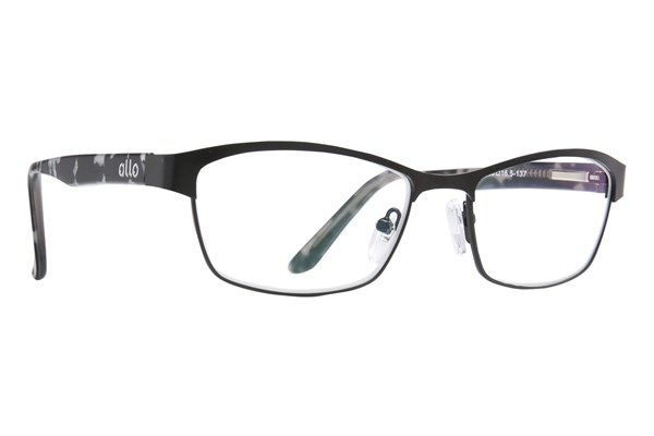 allo Bonjour Reading Glasses ReadingGlasses - Black