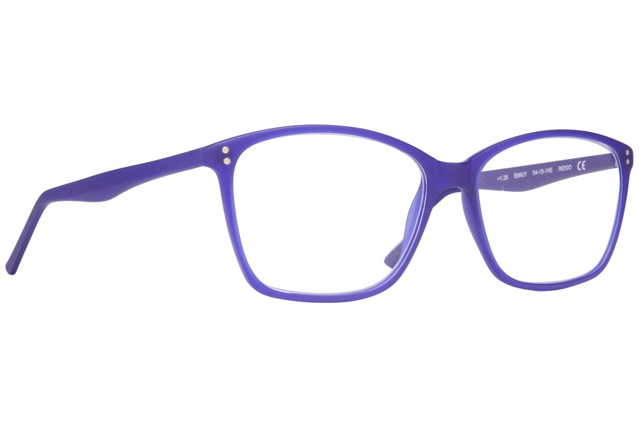 Conscious Eyez Emily Reading Glasses  - Purple