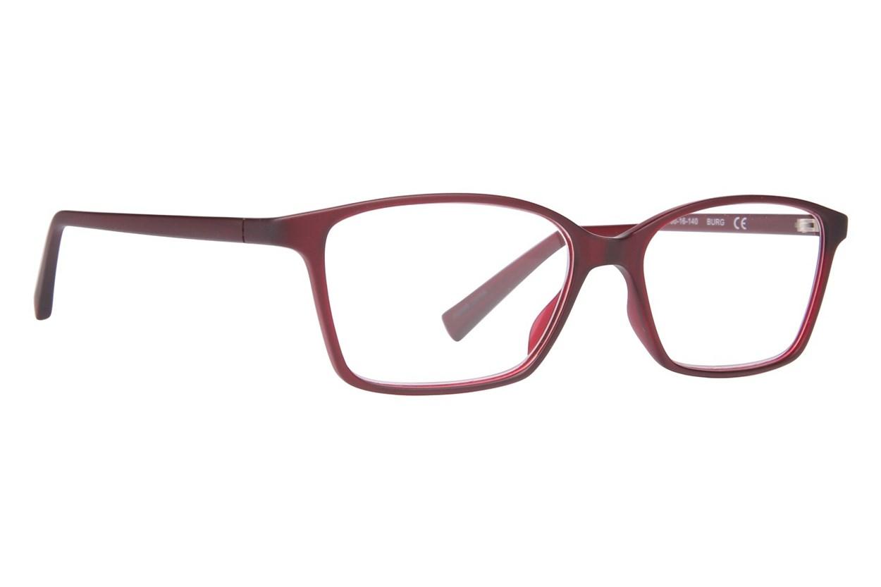 Conscious Eyez Harper Reading Glasses  - Red