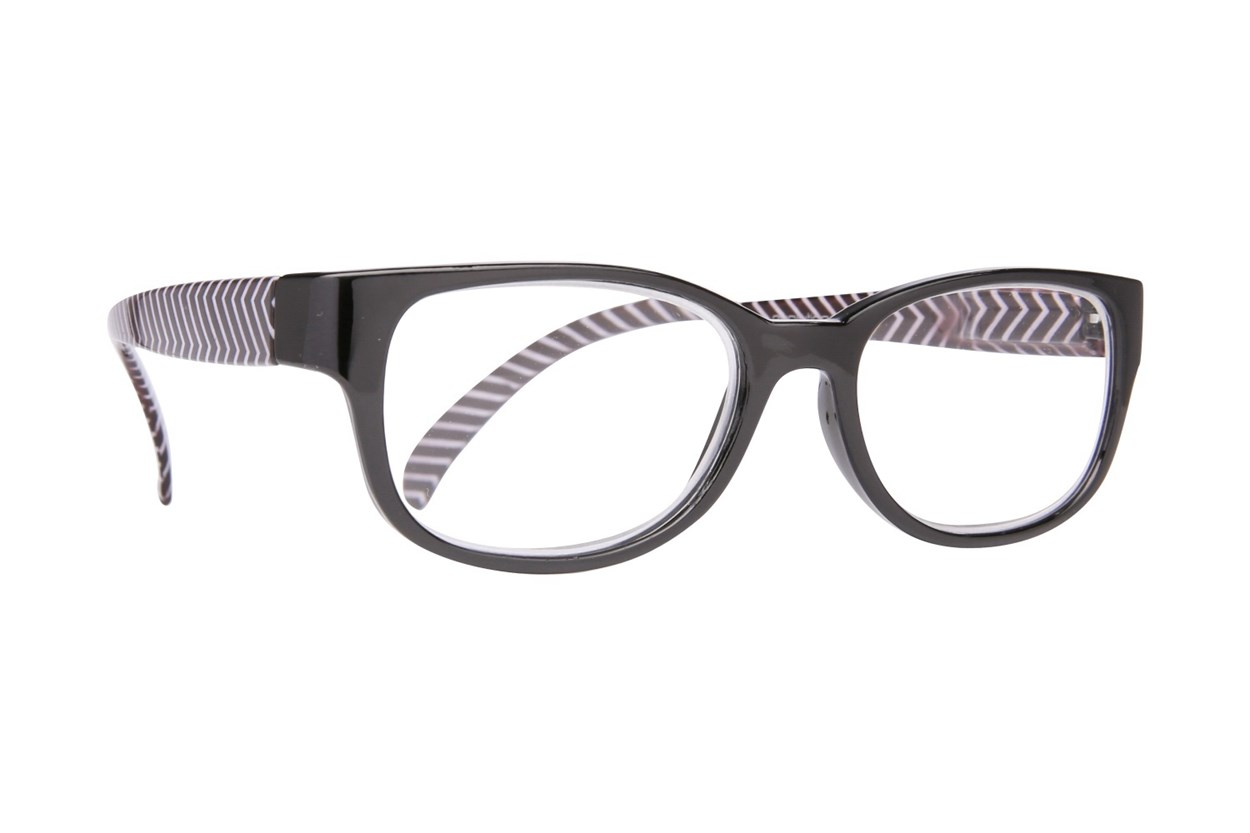 Evolutioneyes EY833Z Reading Glasses  - Black
