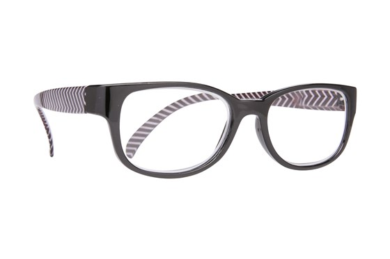 Evolutioneyes EY833Z Reading Glasses ReadingGlasses - Black