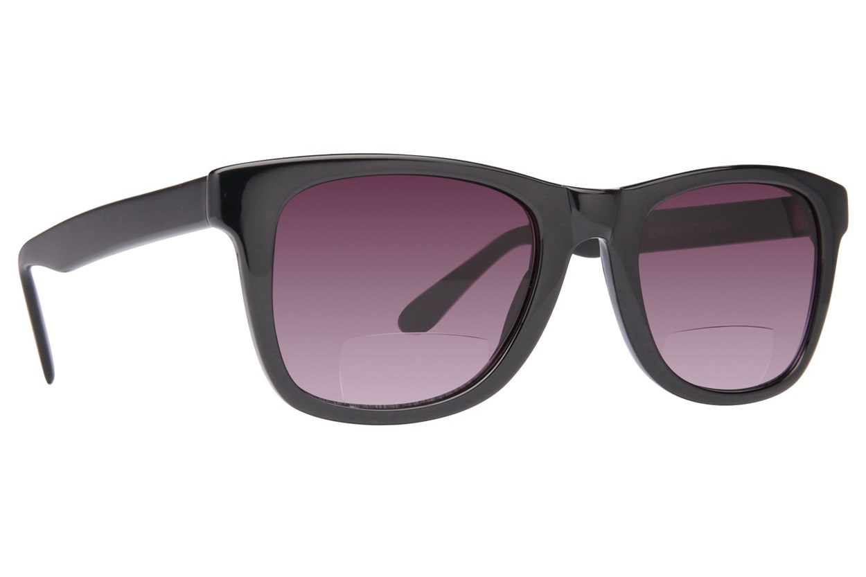 Evolutioneyes TR09221KSR Reading Sunglasses ReadingGlasses - Black