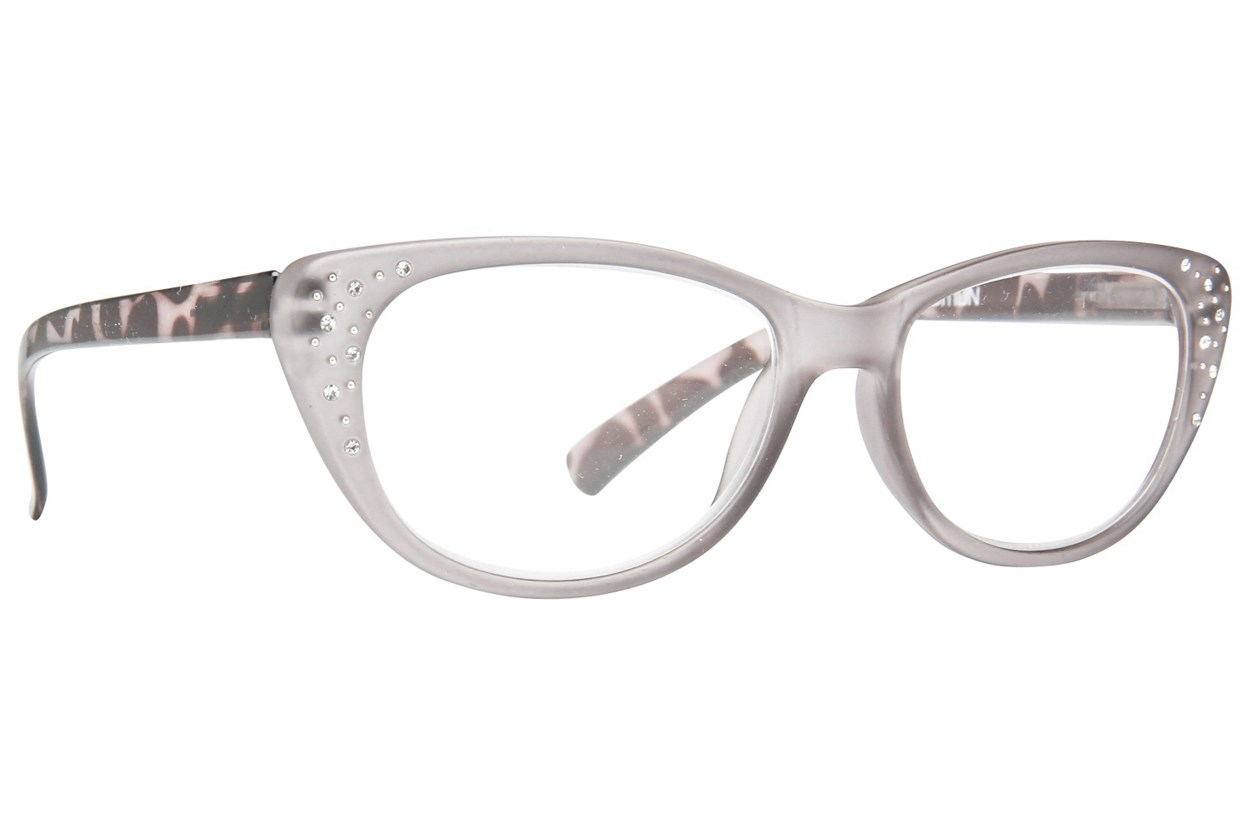 Max Edition MER5 Reading Glasses ReadingGlasses - Gray