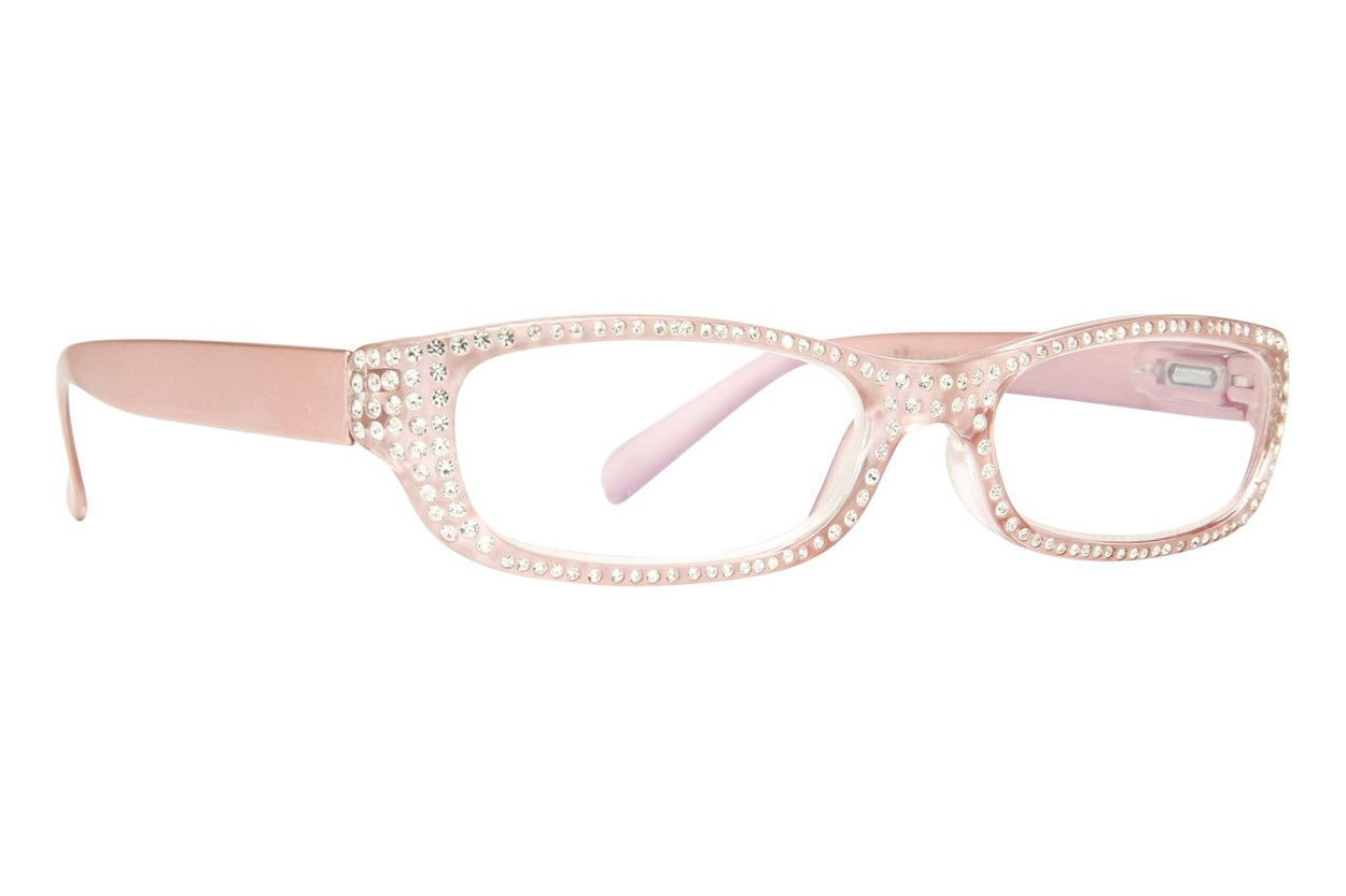 Eye Candy Sophisticated Specs Reading Glasses  - Pink