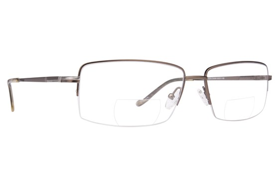John Raymond Shank Reading Glasses ReadingGlasses - Gray
