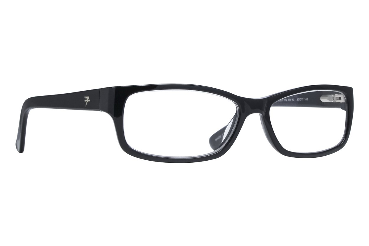 Fatheadz The Mik Reading Glasses  - Black