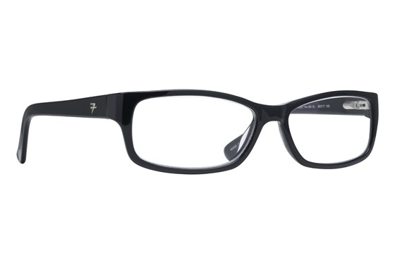Fatheadz The Mik Reading Glasses ReadingGlasses - Black