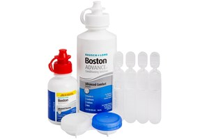 Click to swap image to alternate 1 - Boston Advance Care Kit for Rigid Gas Permeable RGP Contact Lenses SolutionsCleaners