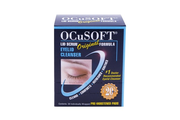 Ocusoft Lid Scrub - Original Formula SkincareTreatments